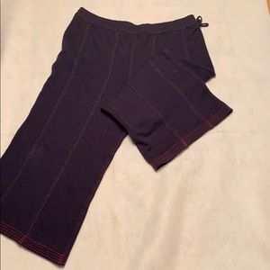 NWT Anthropologie culotte style pants.